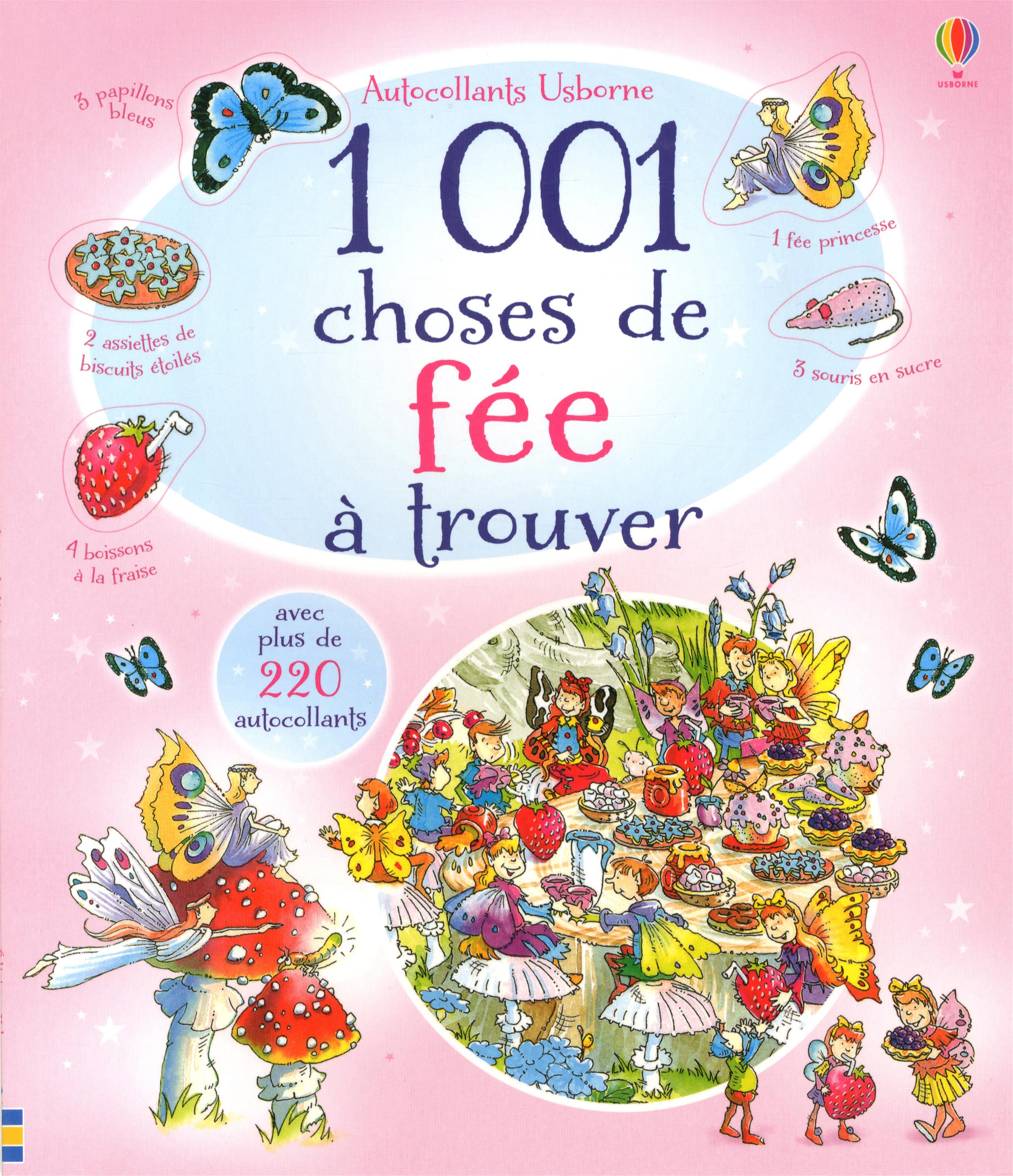 Agrandir · 4 de couverture. 9781409580874. Editeur : Usborne; Collection : Autocollants  Usborne ...