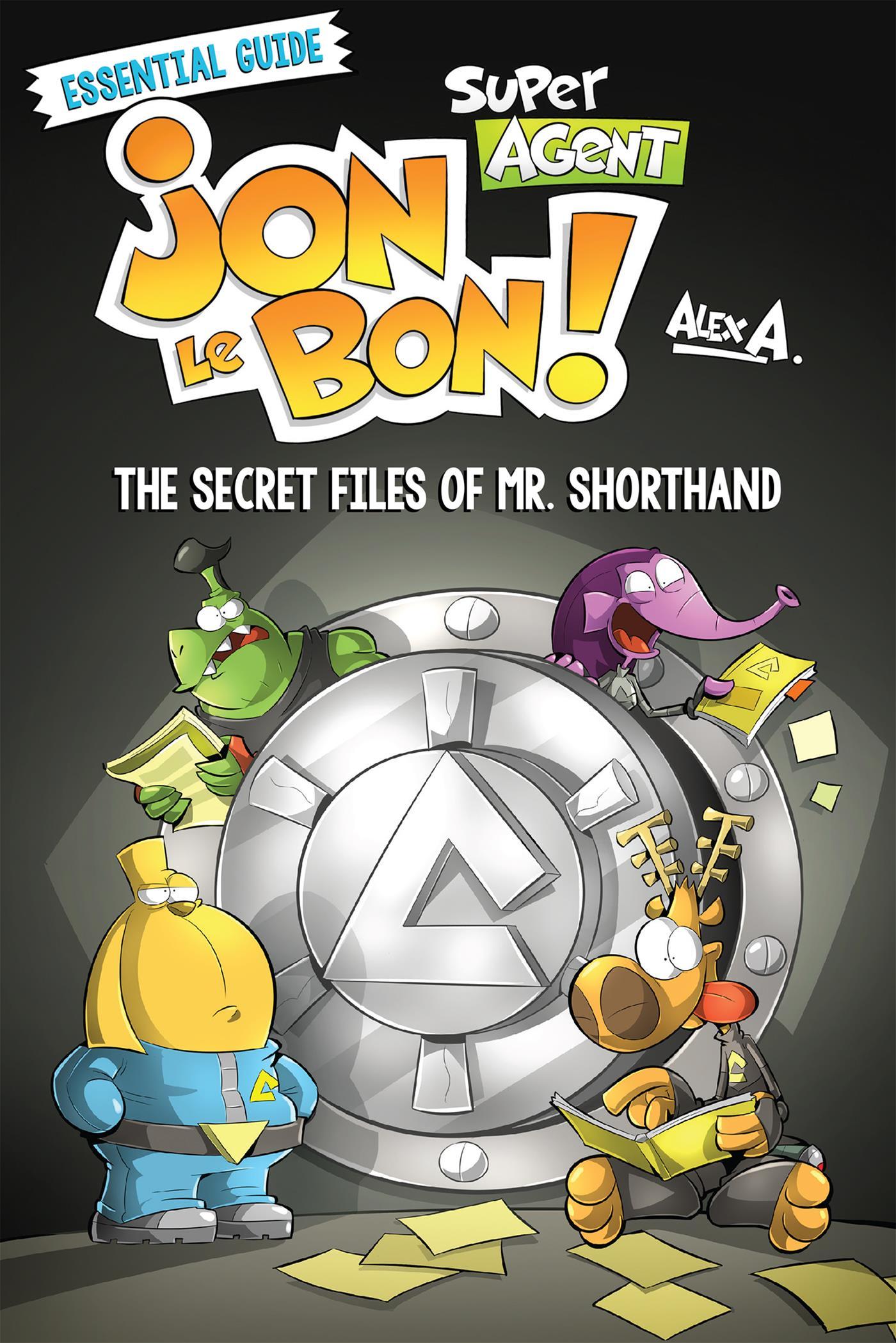 Super Agent Jon Le Bon !