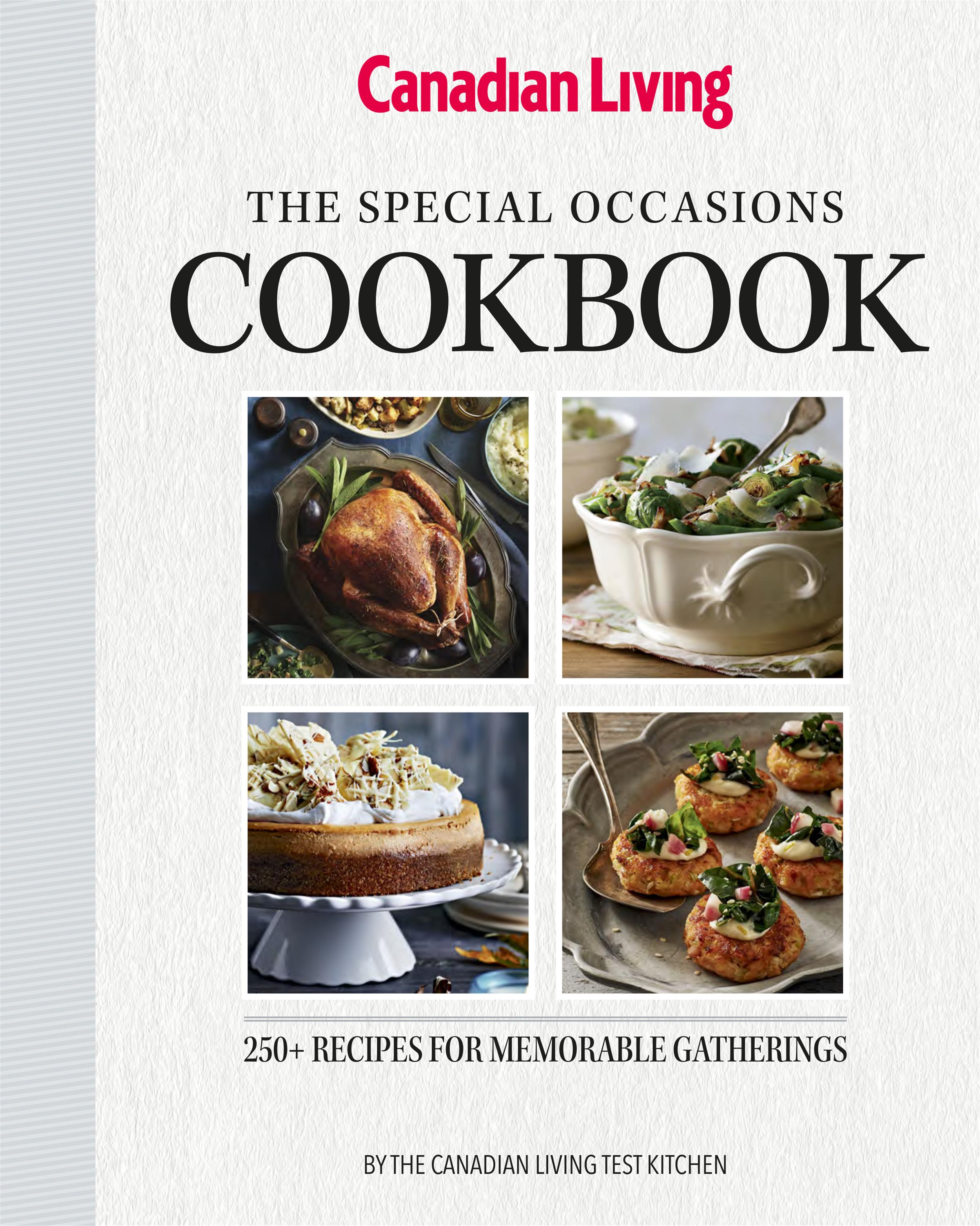 The Special Occasions Cookbook