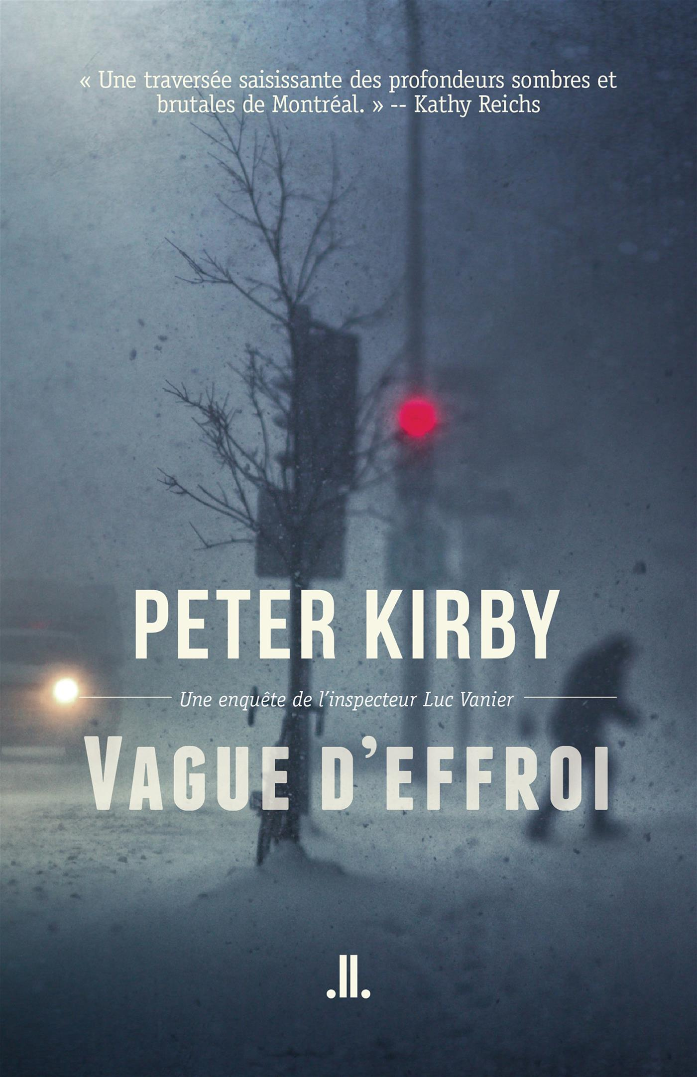 Peter Kirby - Vague d'effroi