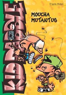 Livre Kid Paddle T10 Moucha Mut Messageries Adp