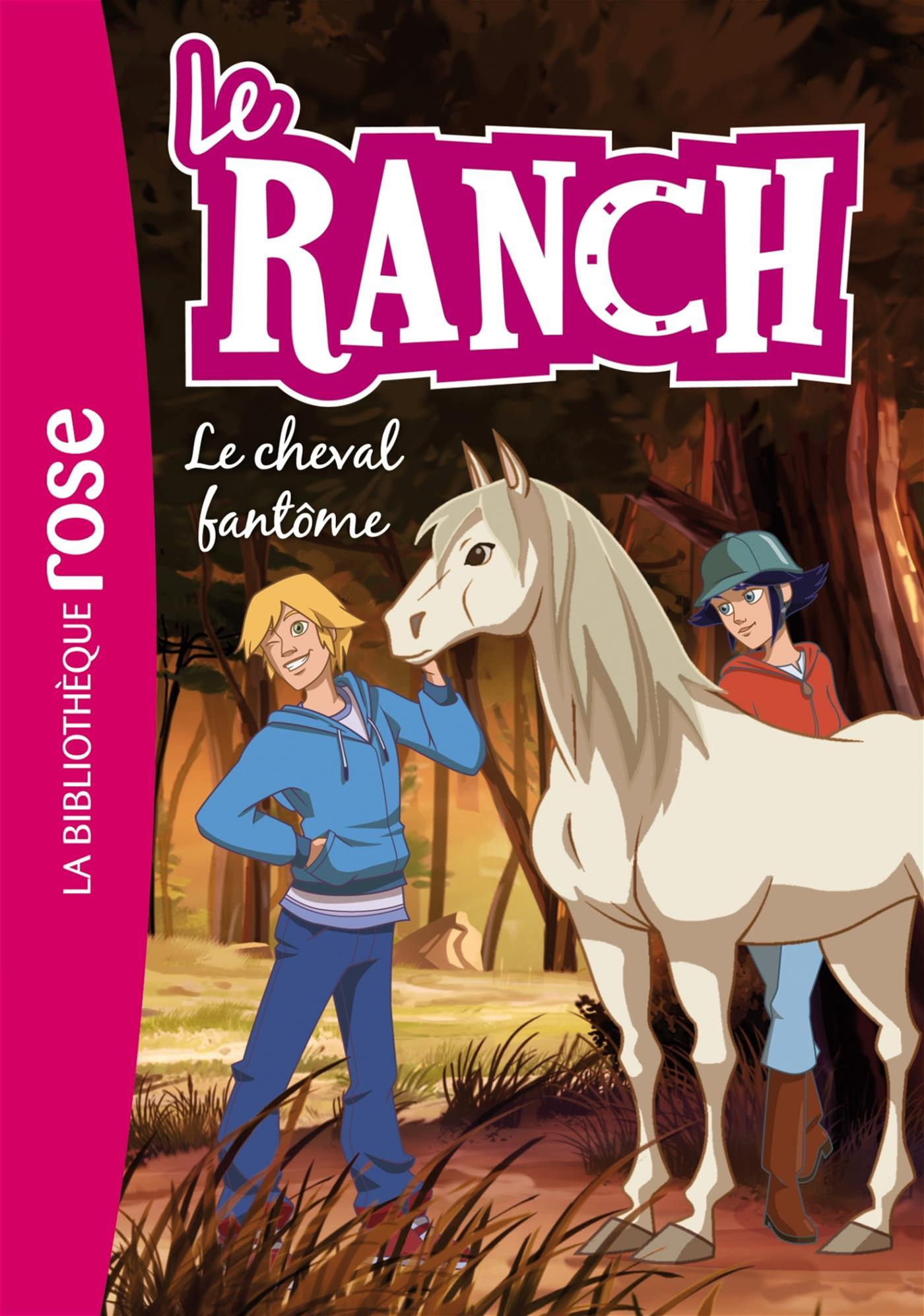 Livre Ranch T25 Cheval Fantom Messageries Adp