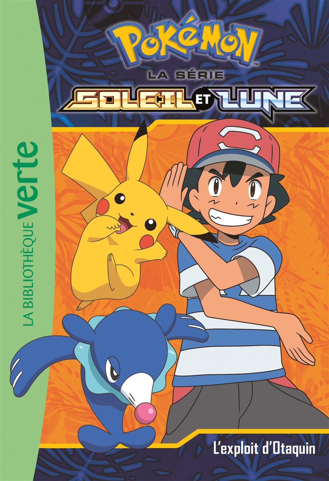 Livre Pokemon Soleil Lune T05 Messageries Adp
