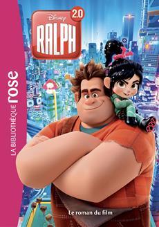 Livre Ralph 2 0 Le Roman Du Film Messageries Adp