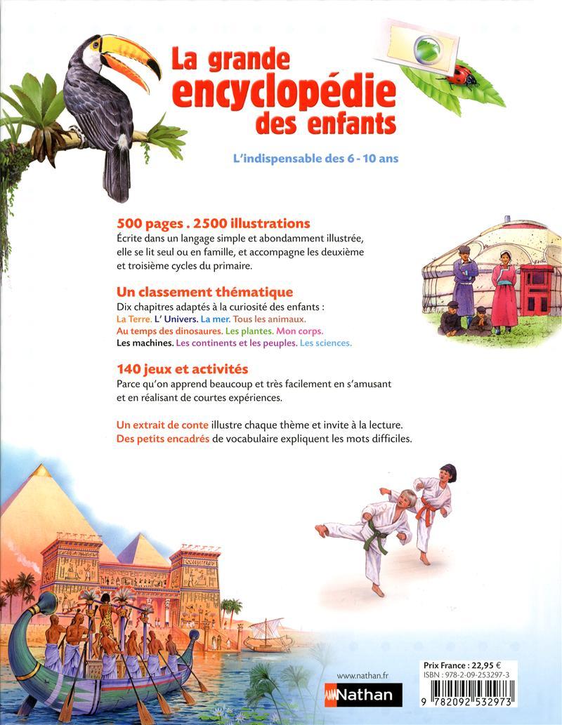 encyclopedie 6-10 ans