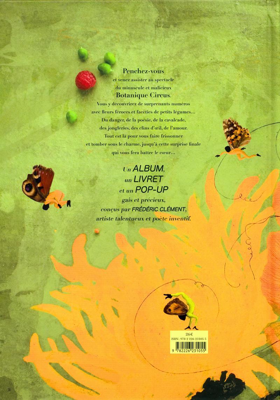 livre botanique circus