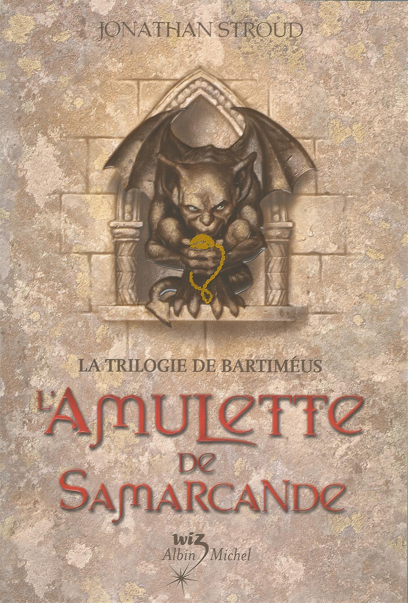 La L'Amulette de Samarcande