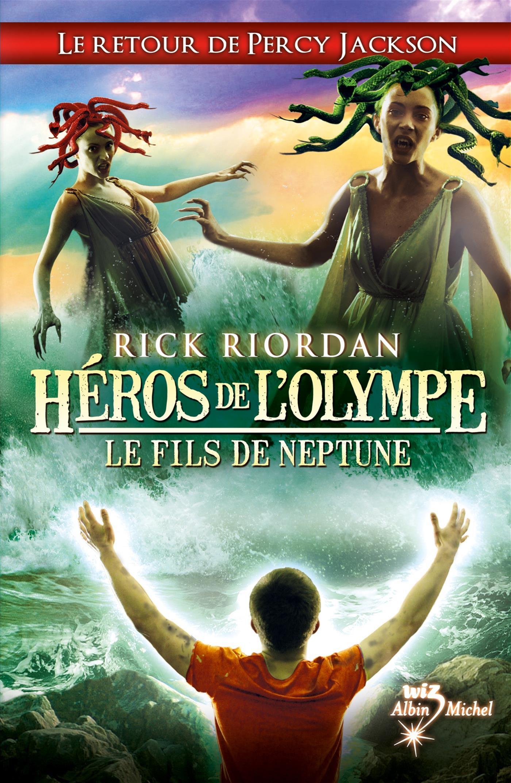 Héros de l'Olympe - tome 2