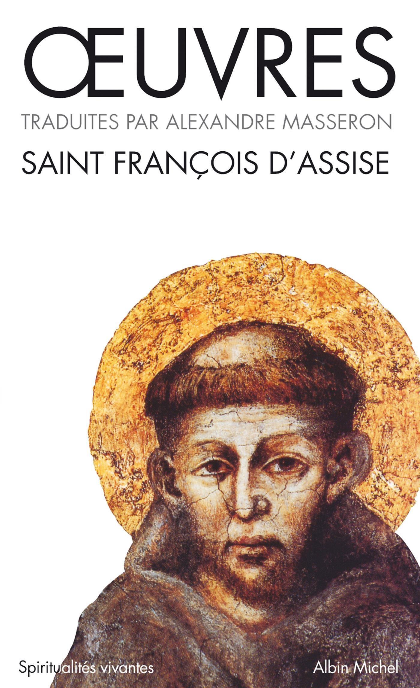 Oeuvres de Saint-François d'Assise