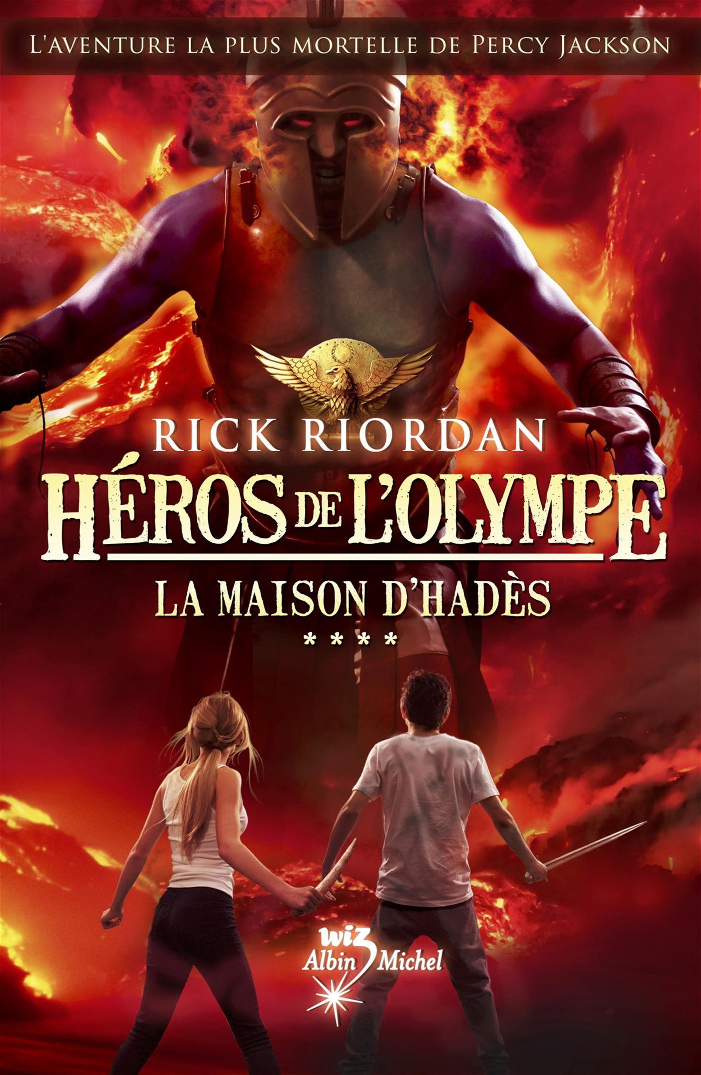 Héros de l'Olympe - tome 4