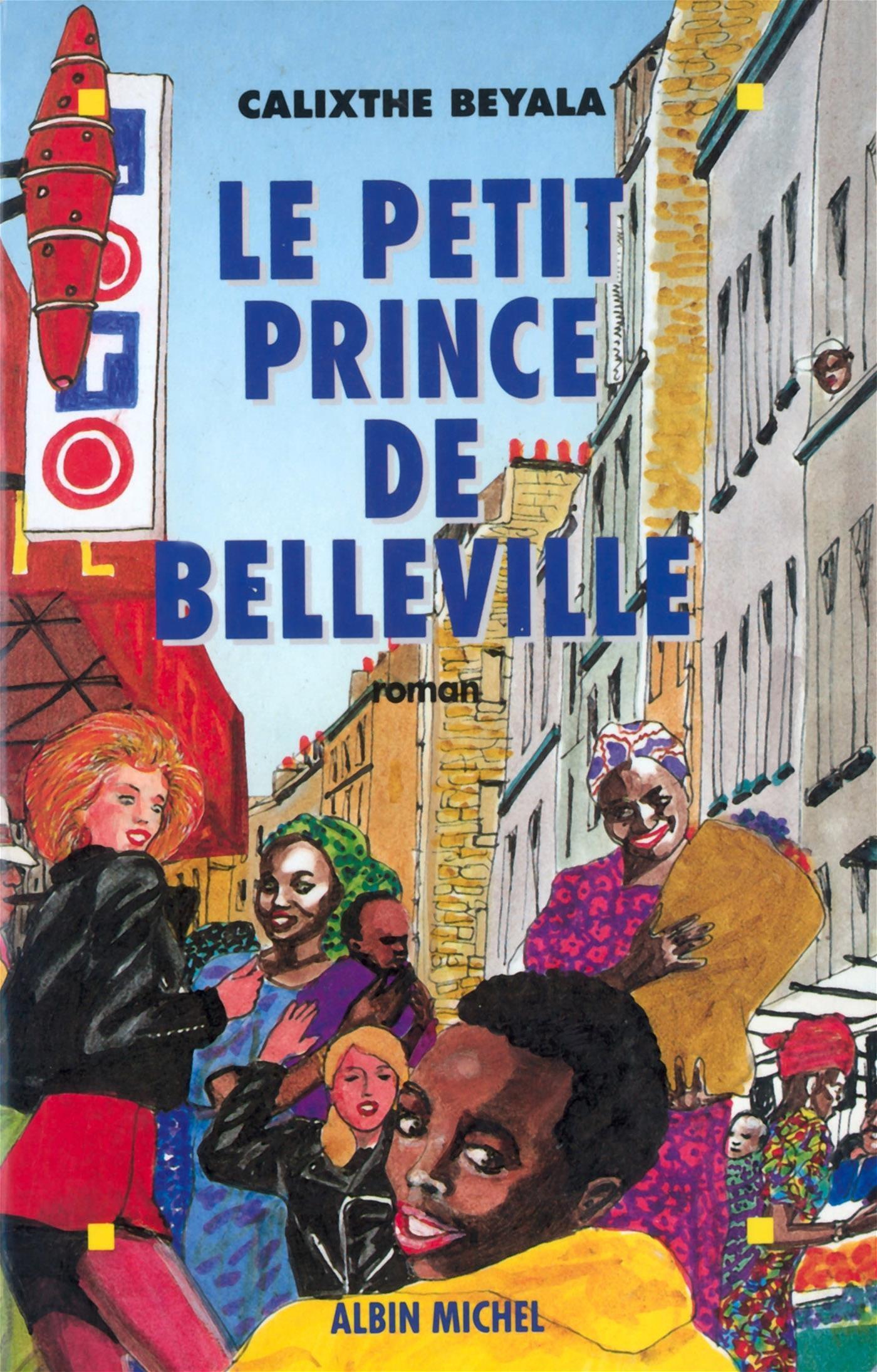 Le Le Petit Prince de Belleville