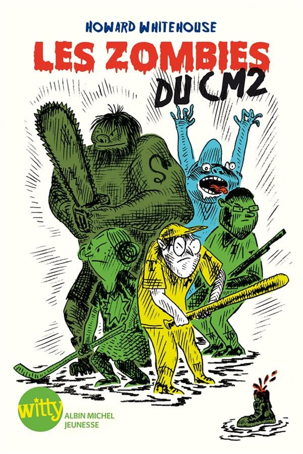 Les zombies du cm2