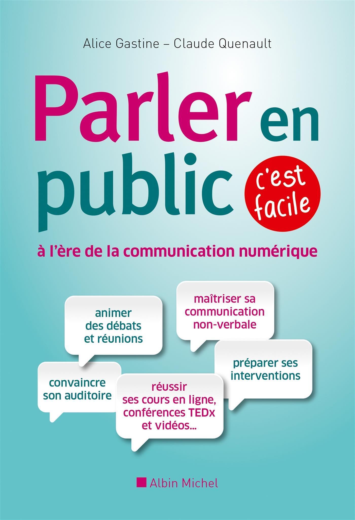 Parler en Public, c'est Facile ! ( ED 2016)