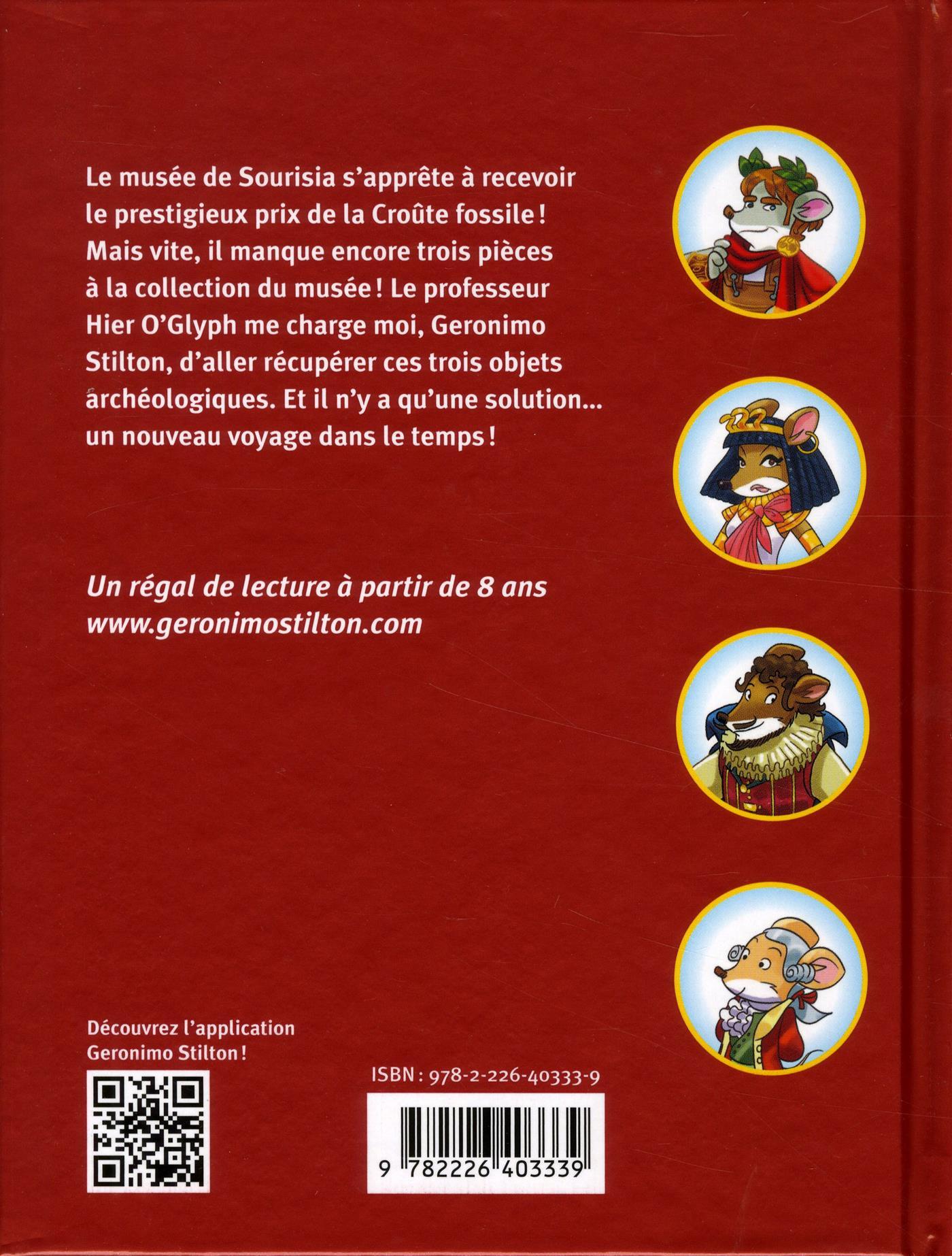 Livre Le Voyage Dans Le Temps Alexandre Le Grand