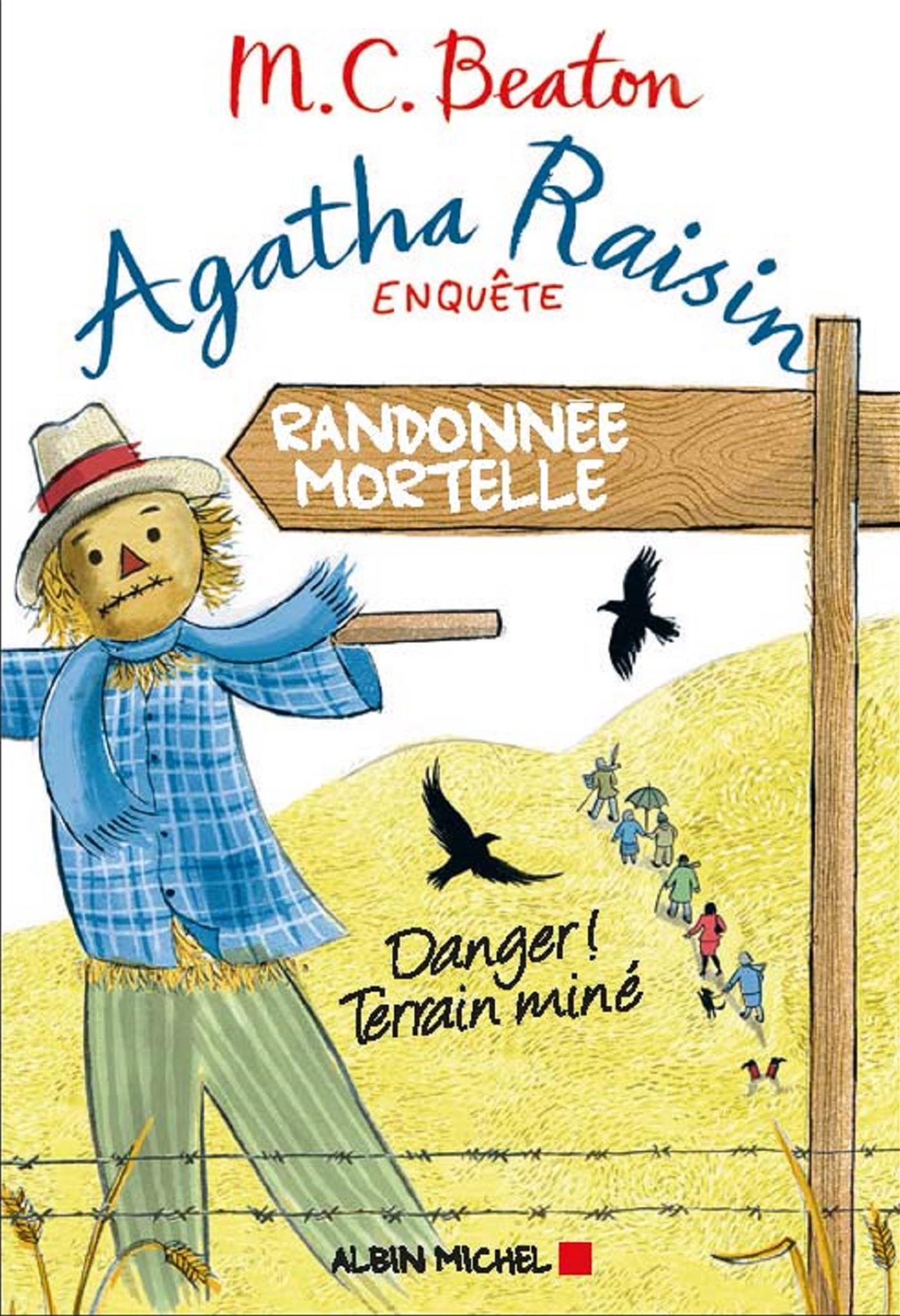 Agatha Raisin enquête 4 - Randonnée mortelle