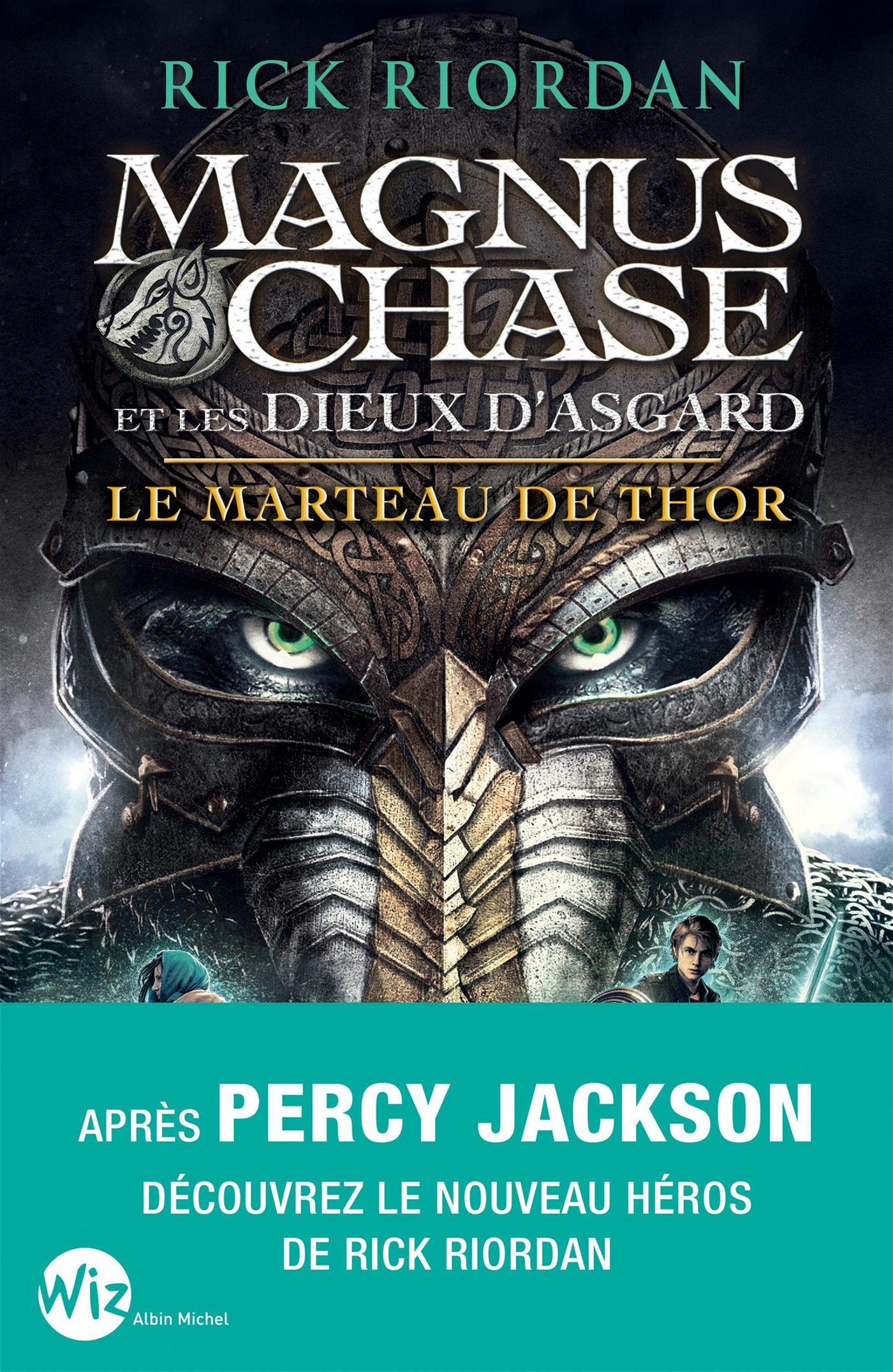Magnus Chase et les dieux d'Asgard - tome 2