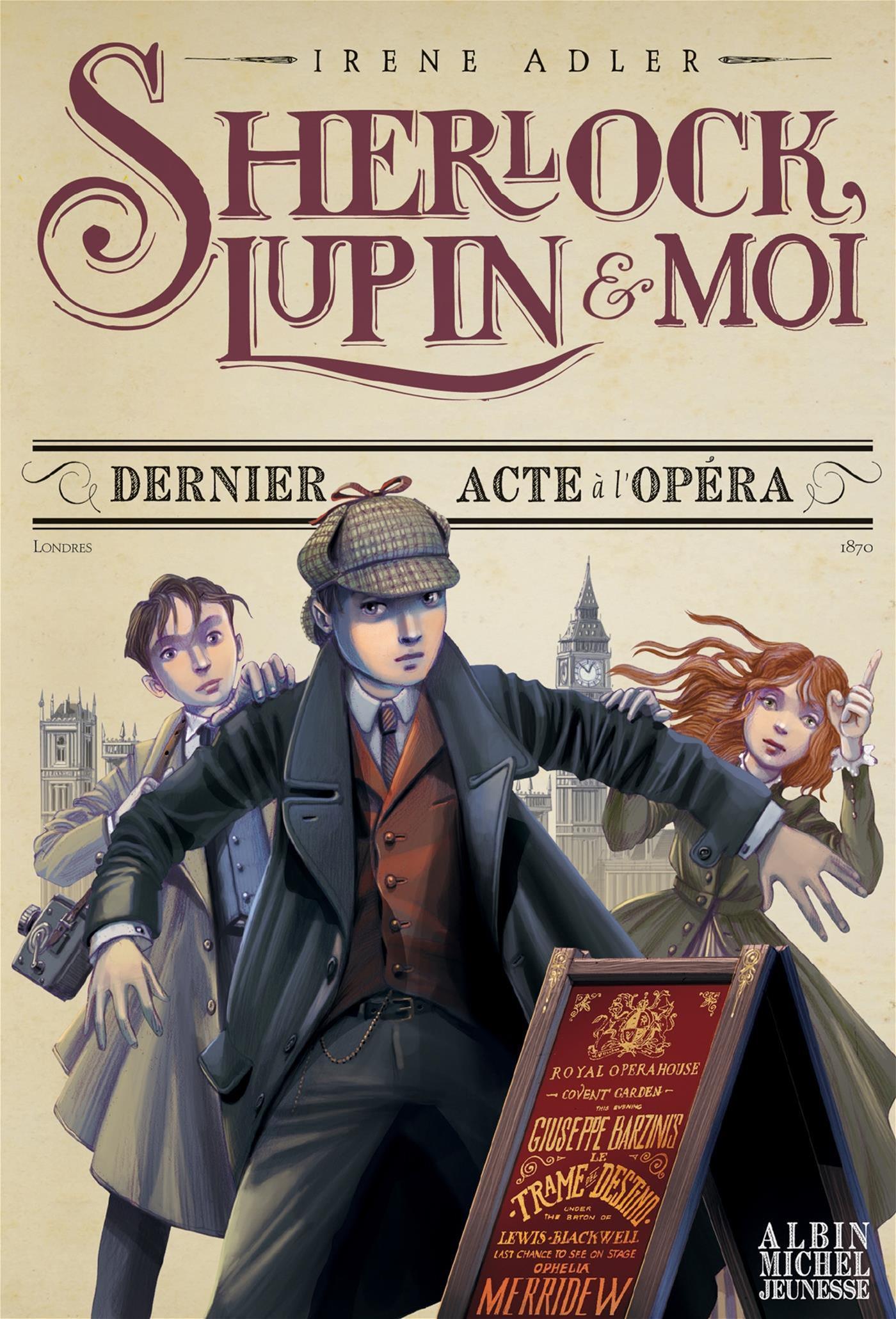 Image de couverture (Dernier Acte à l'opéra)