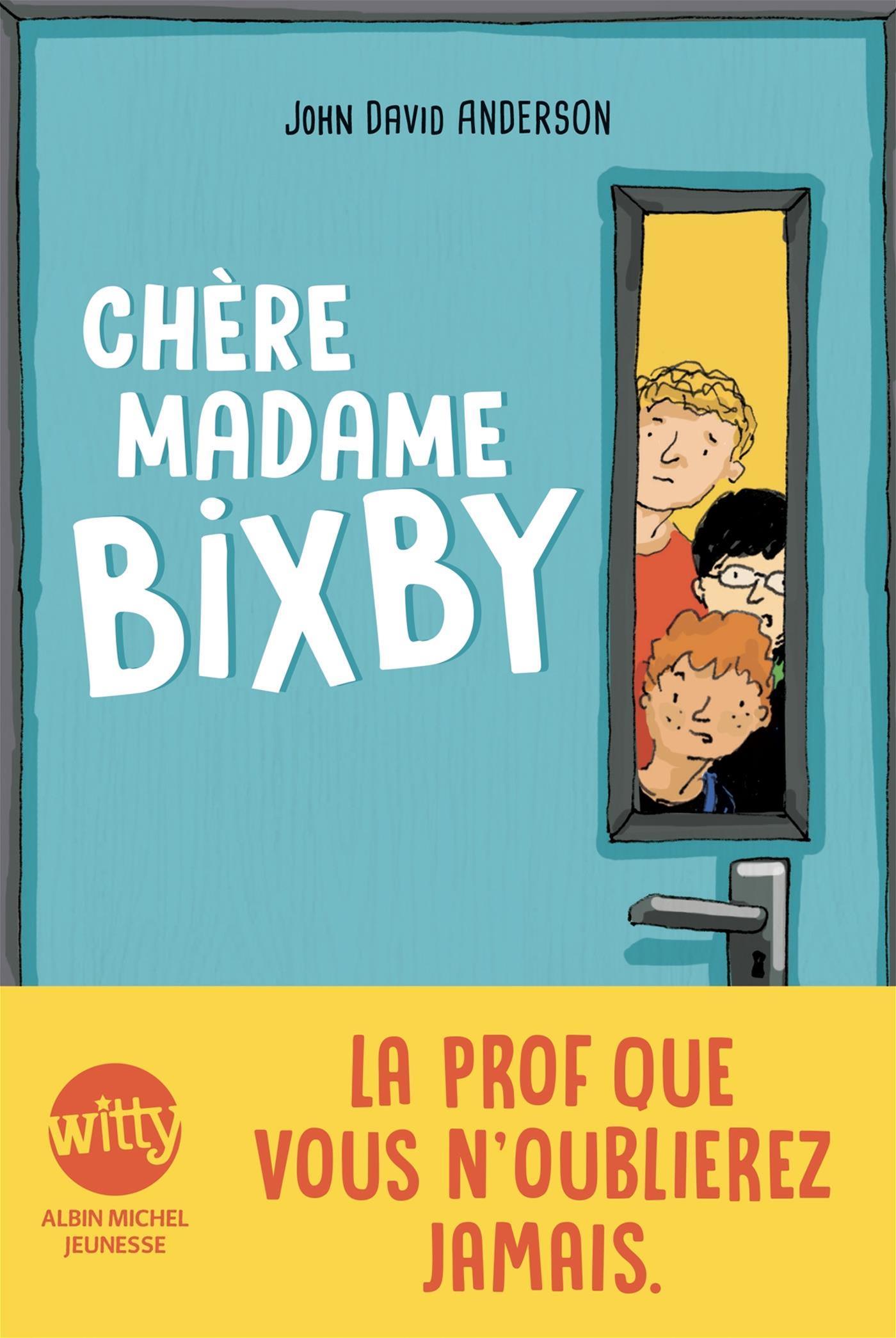 Image de couverture (Chère madame Bixby)