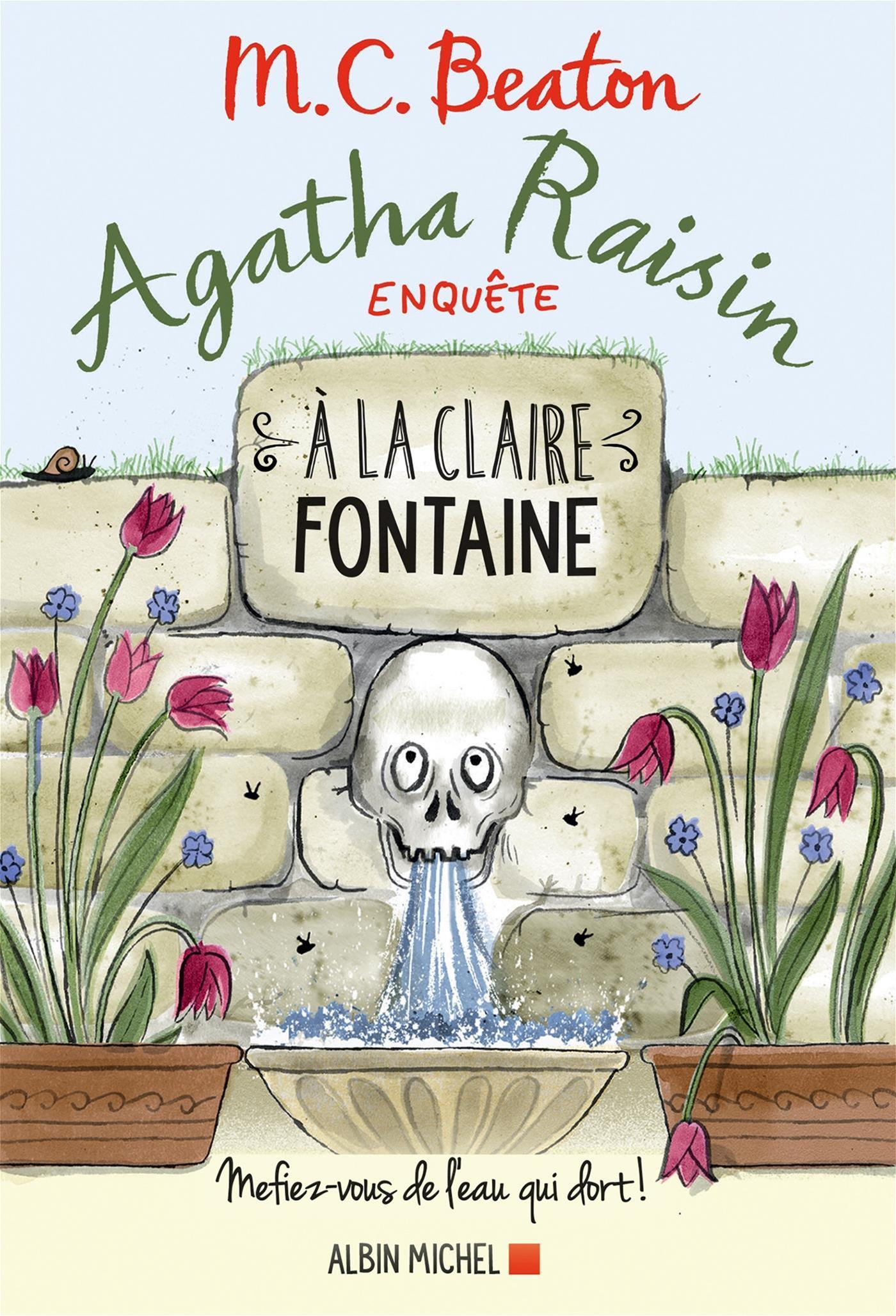 Agatha Raisin enquête 7 - À la claire fontaine