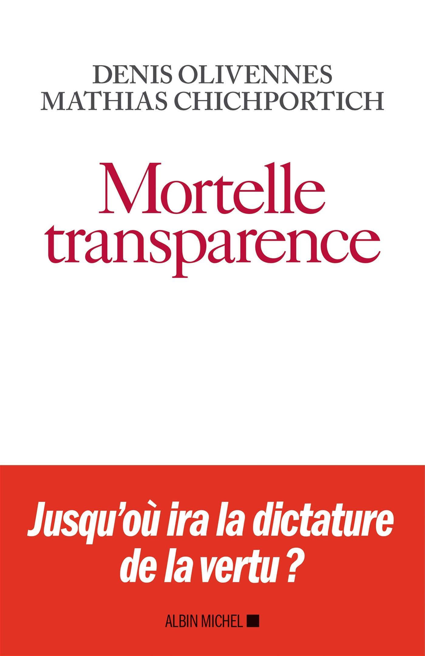 Mortelle Transparence