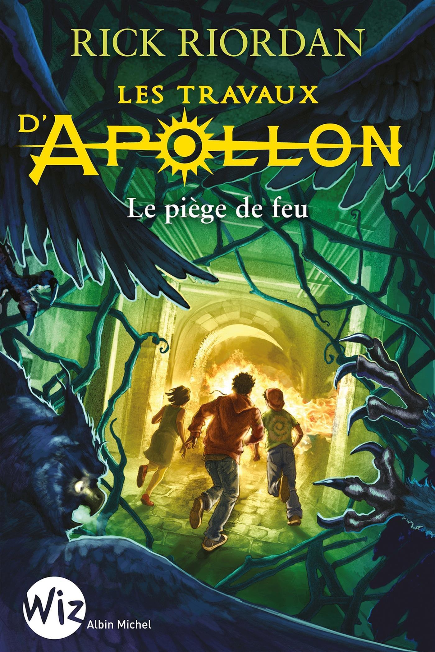 Les Travaux d'Apollon - tome 3