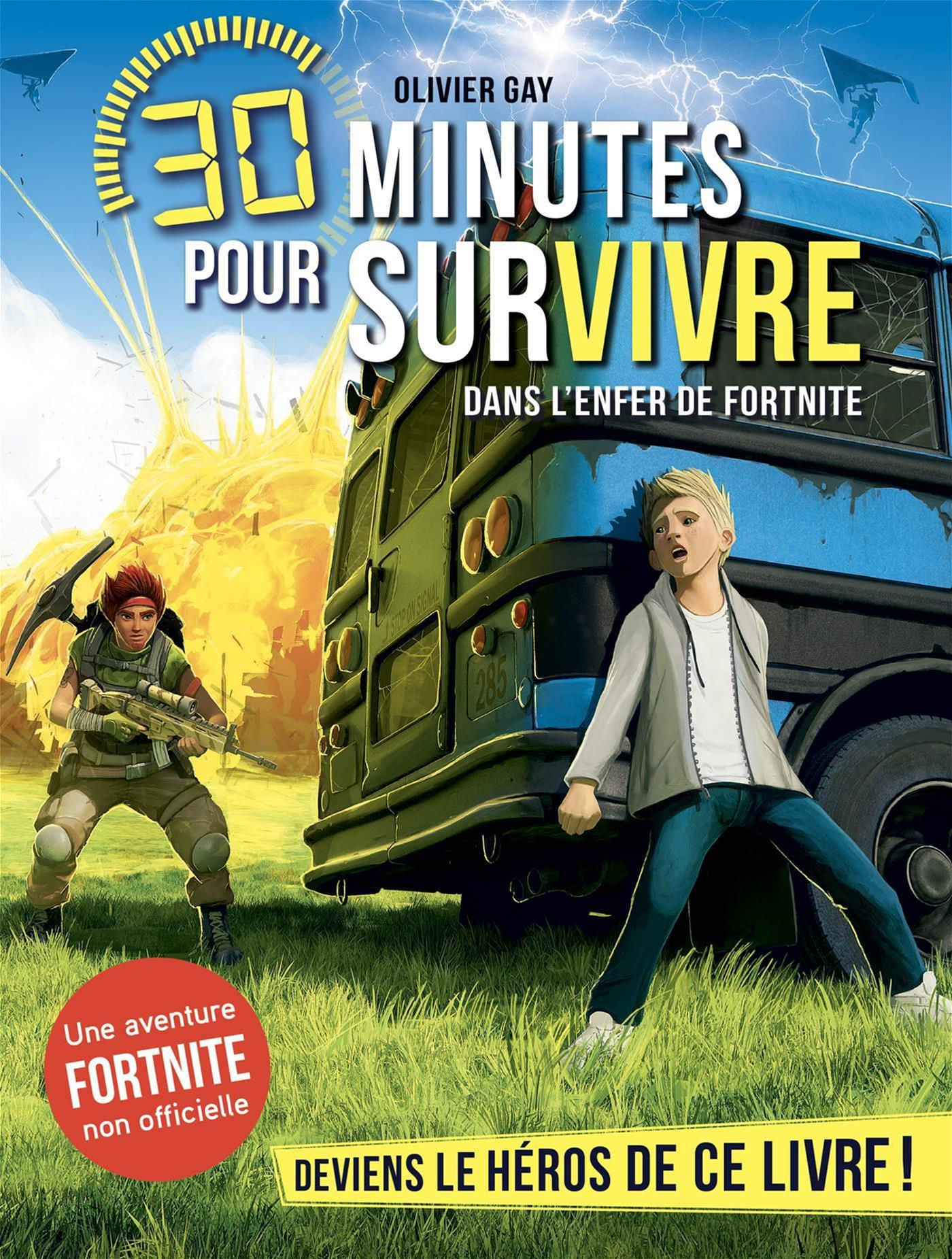 Image de couverture (Dans l'enfer de Fortnite)