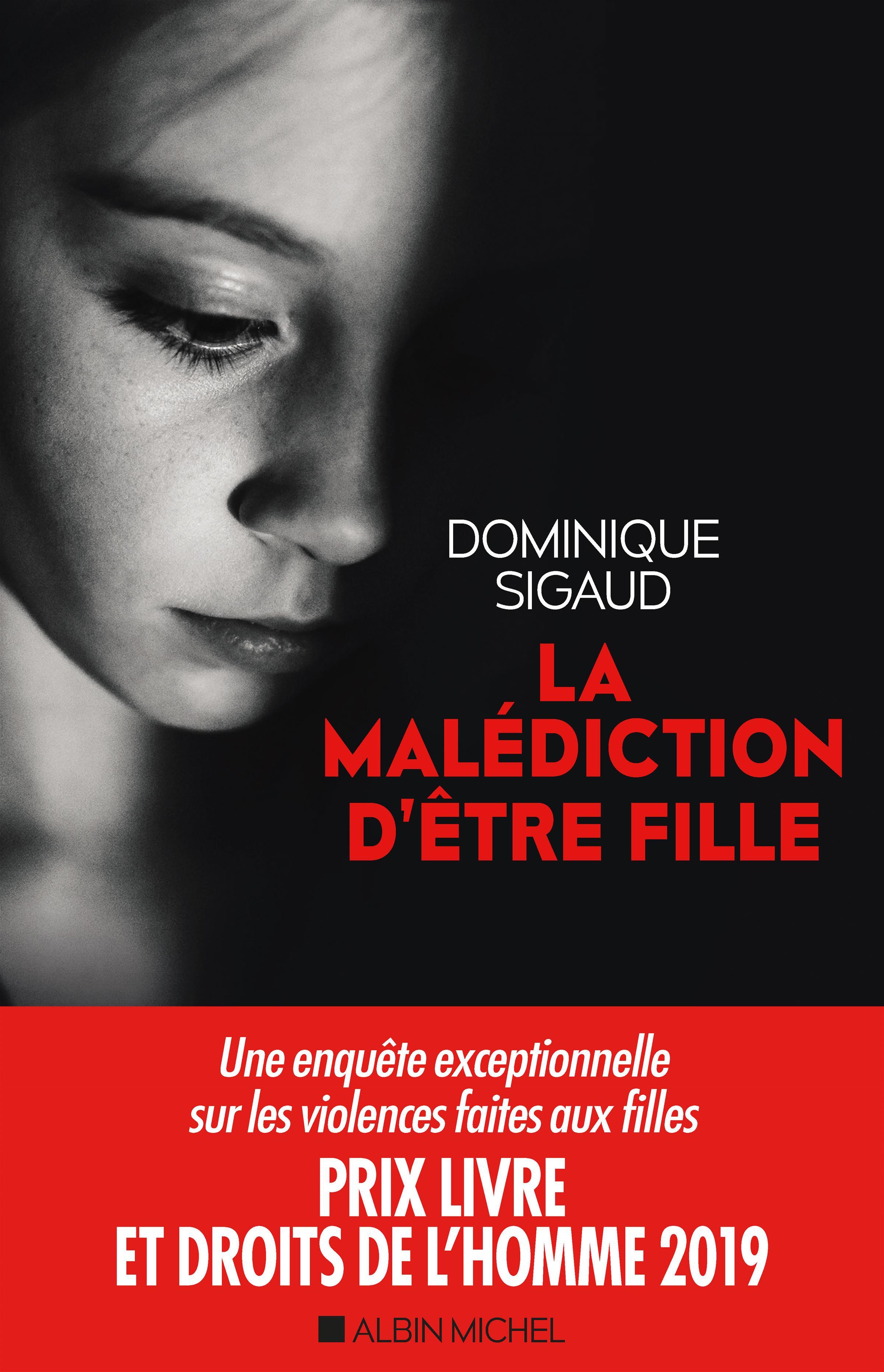 Livre La Malediction D Etre Fille Messageries Adp