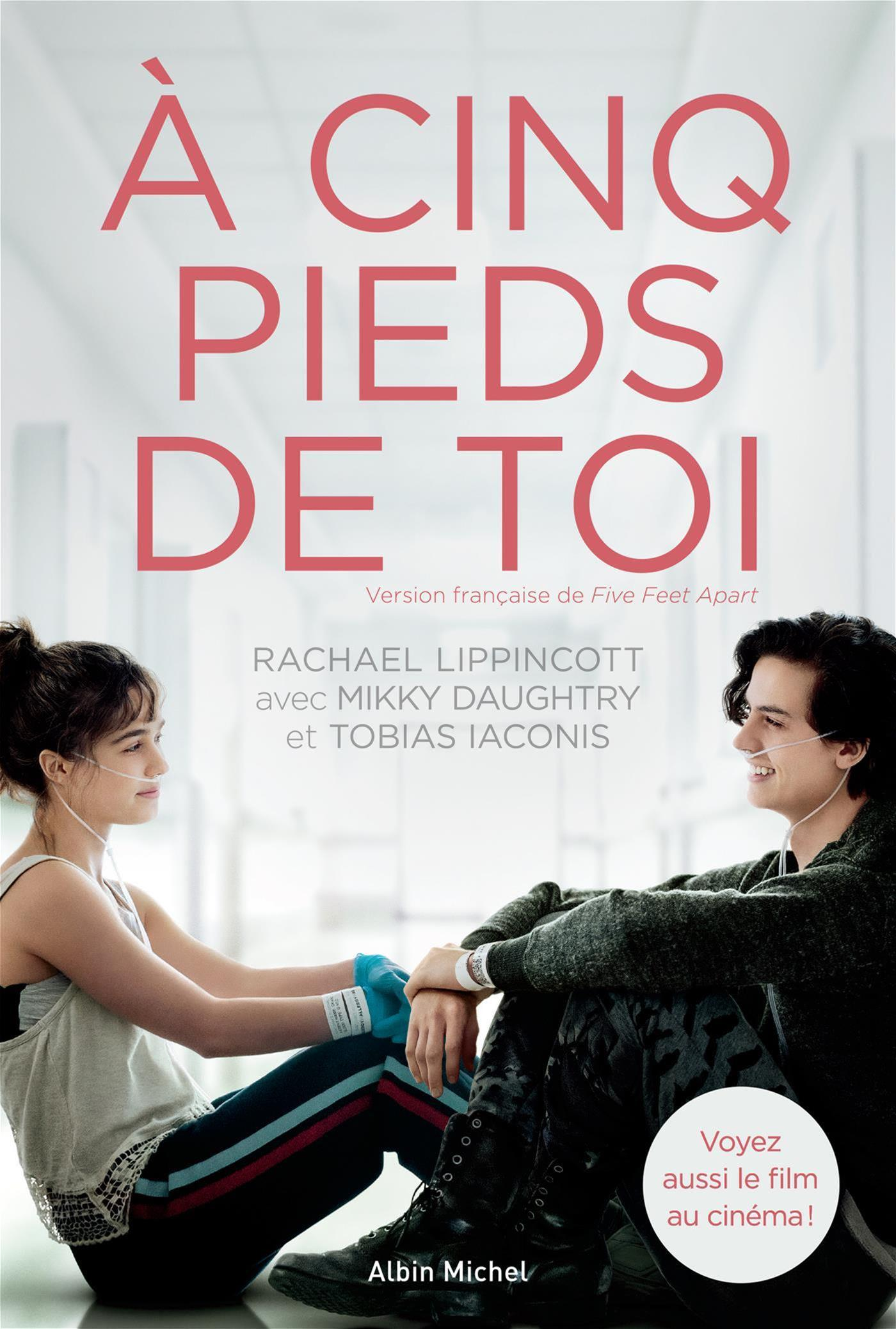 Image de couverture (Five Feet Apart)