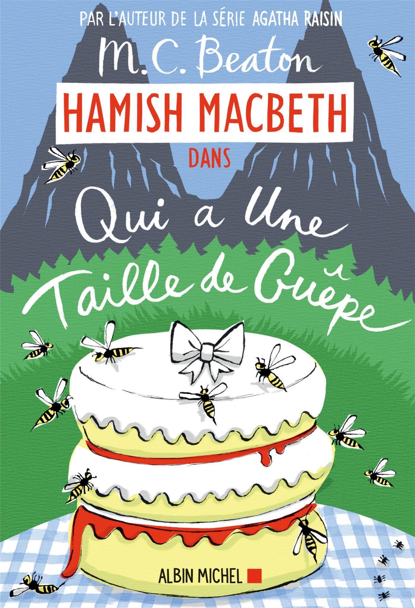 Hamish Macbeth 4 - Qui a la taille d'une guêpe