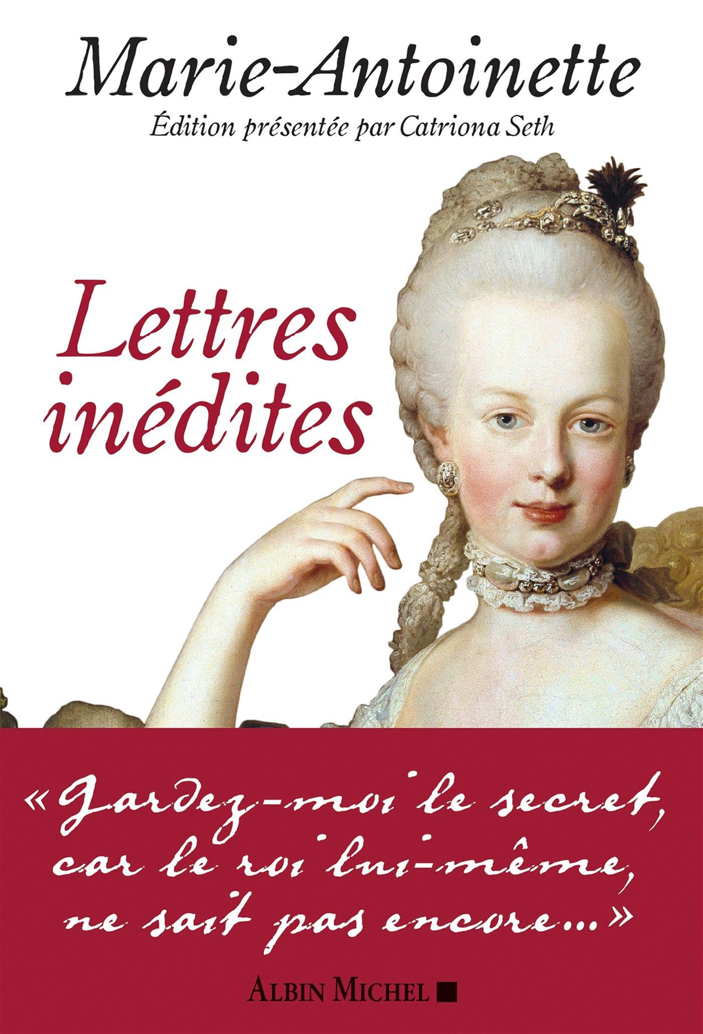 Lettres inédites
