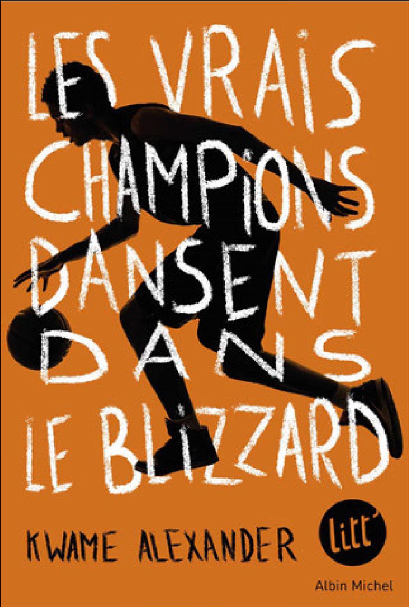 Les Les Vrais Champions dansent dans le blizzard