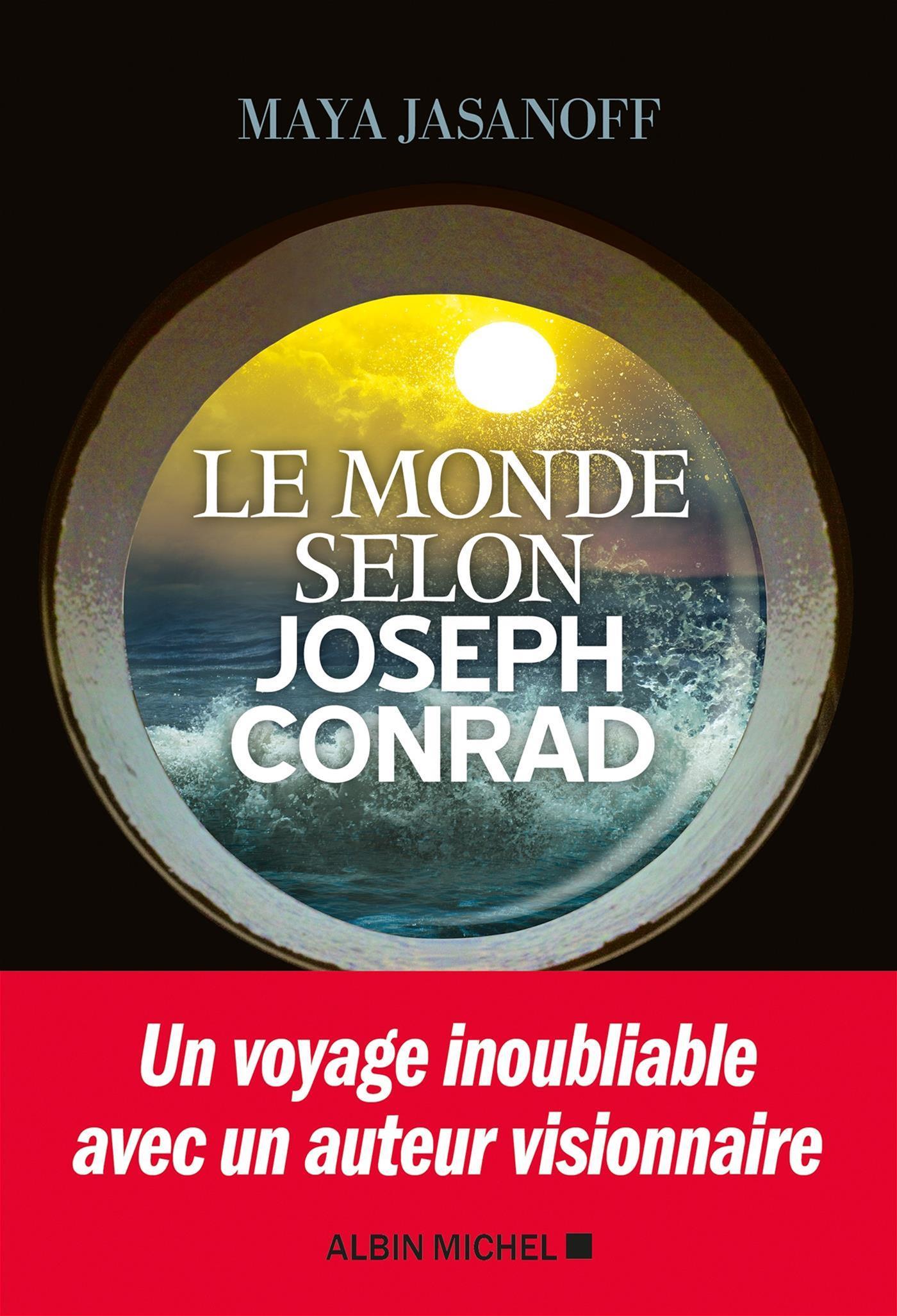 Image de couverture (Le Monde selon Joseph Conrad)