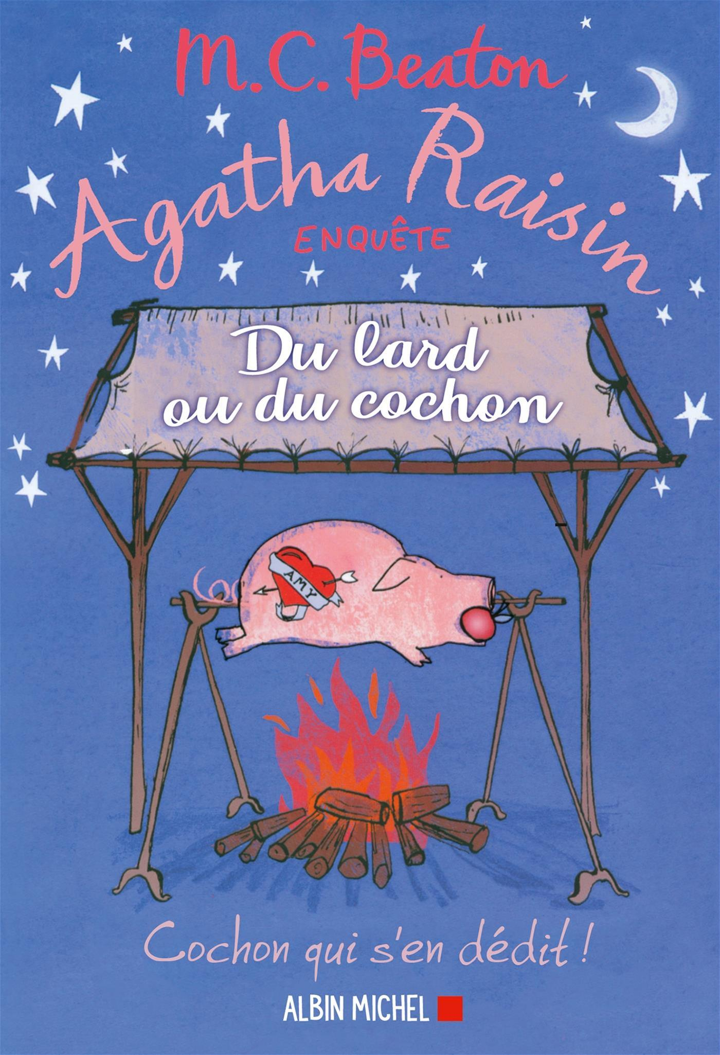 Cover image (Agatha Raisin 22 - Du lard ou du cochon)