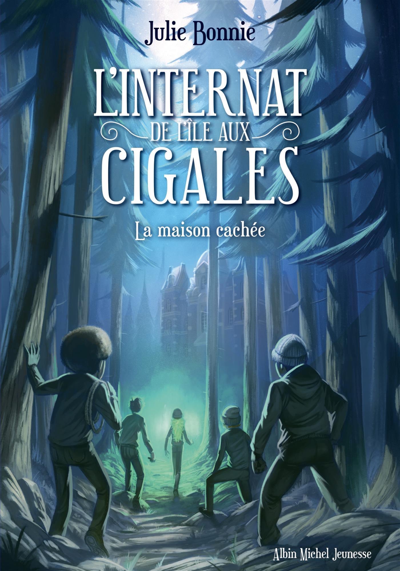 Image de couverture (INTERNAT DE L'ILE-AUX-CIGALES T.2 -L' [N)