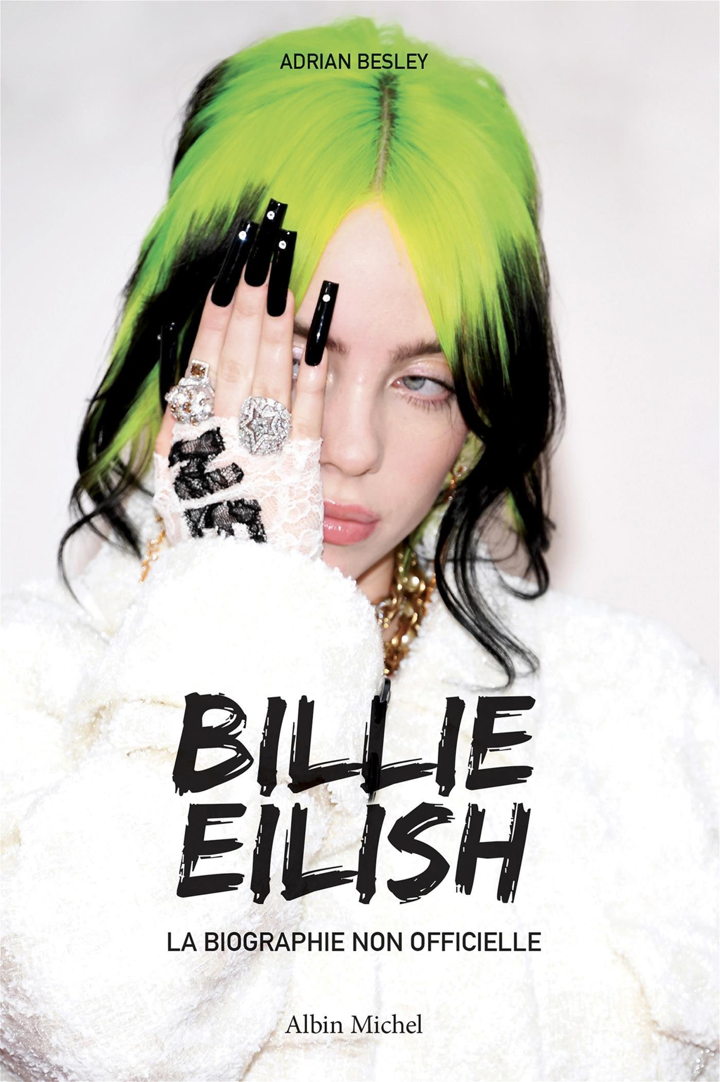 Image de couverture (Billie Eilish - La biographie non officielle)