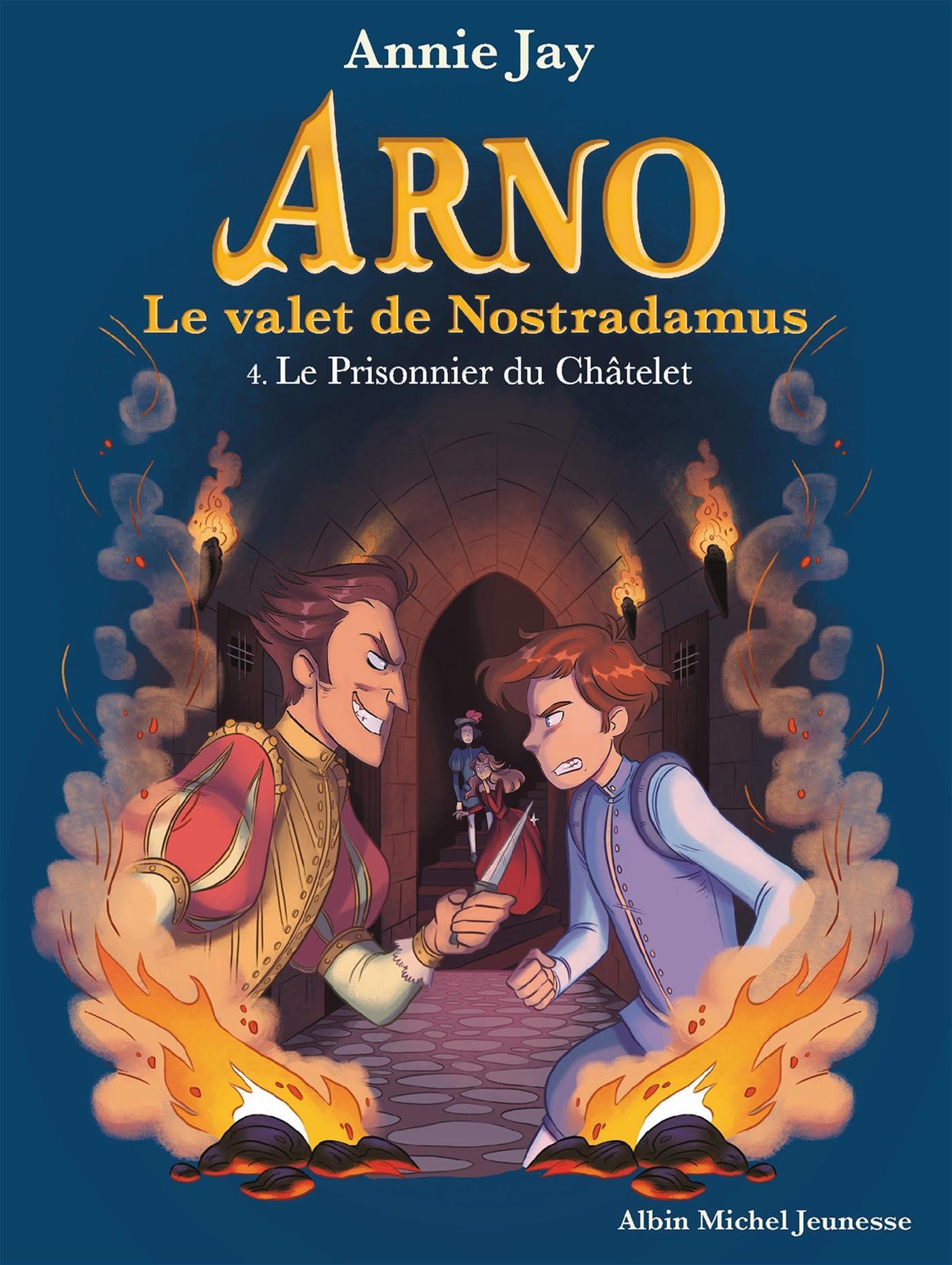 Image de couverture (Le Prisonnier du Châtelet)