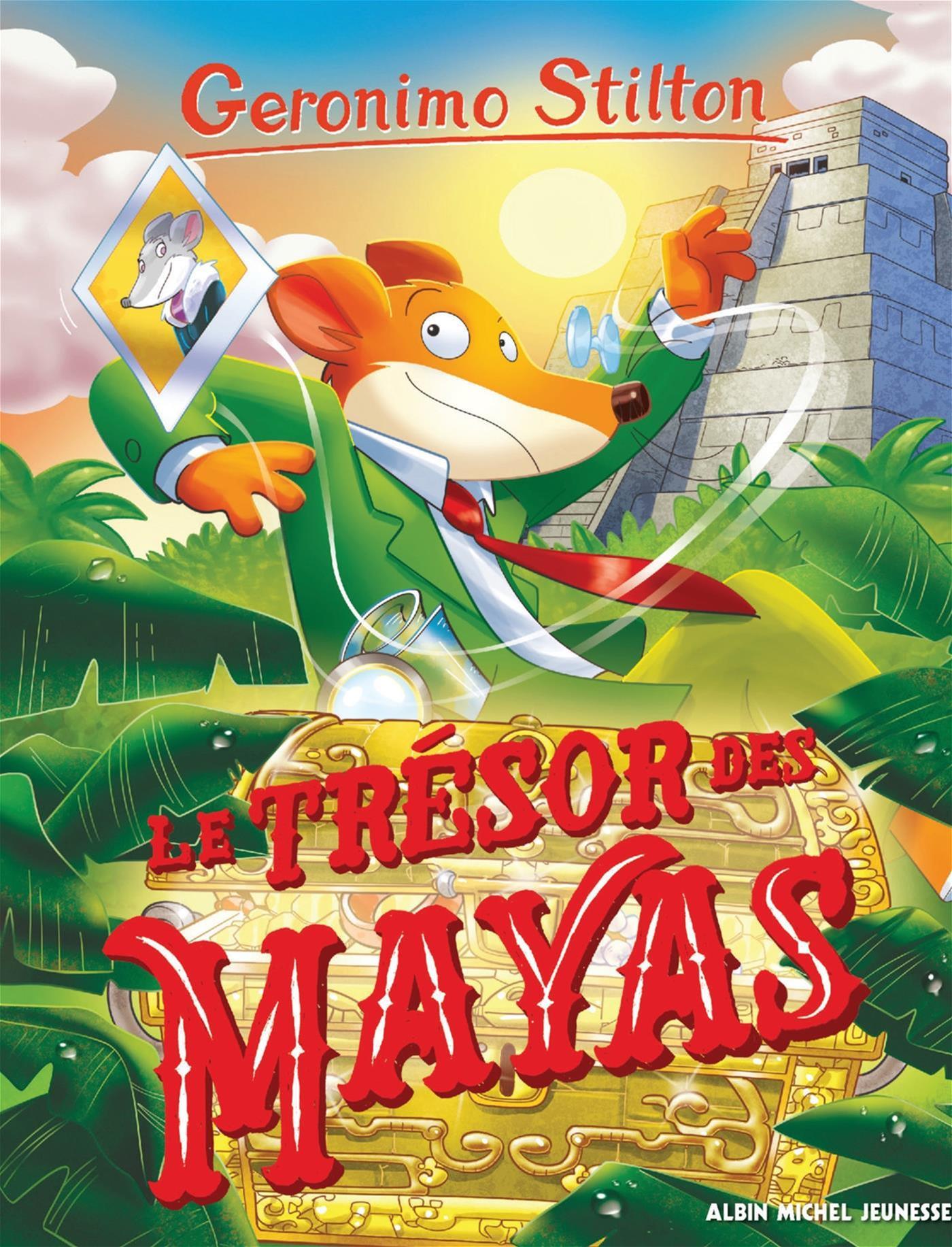 Image de couverture (095-TRESOR DES MAYAS)