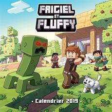 Livre Frigiel Et Fluffy Calendrier 2019 Calendrier 2019