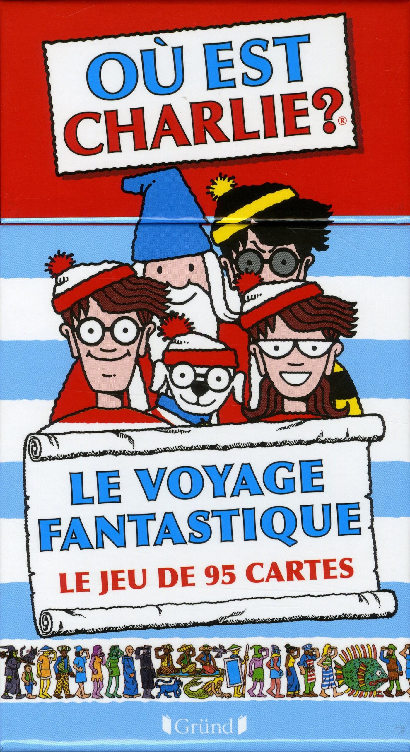 Livre Coffret O 249 Est Charlie Le Voyage Fantastique border=