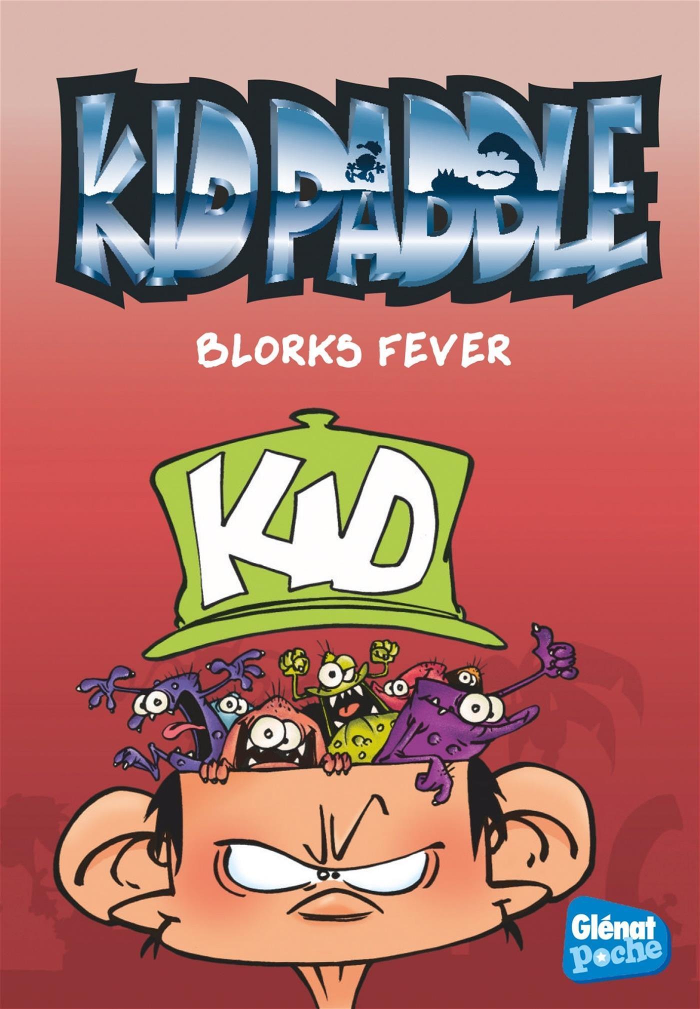 Livre Kid Paddle T02 Poche Messageries Adp