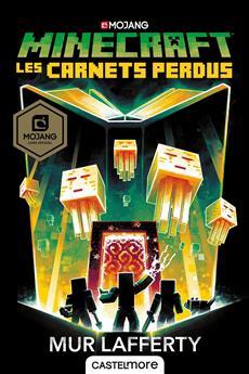 Livre Minecraft Les Carnets Perdus Messageries Adp