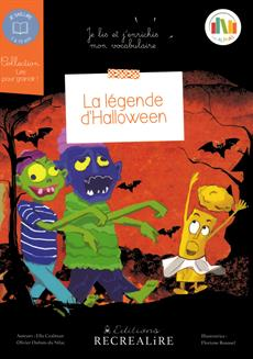 Livre Legende D Halloween La Messageries Adp