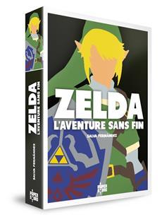 Livre Zelda L Aventure Sans Fin Messageries Adp
