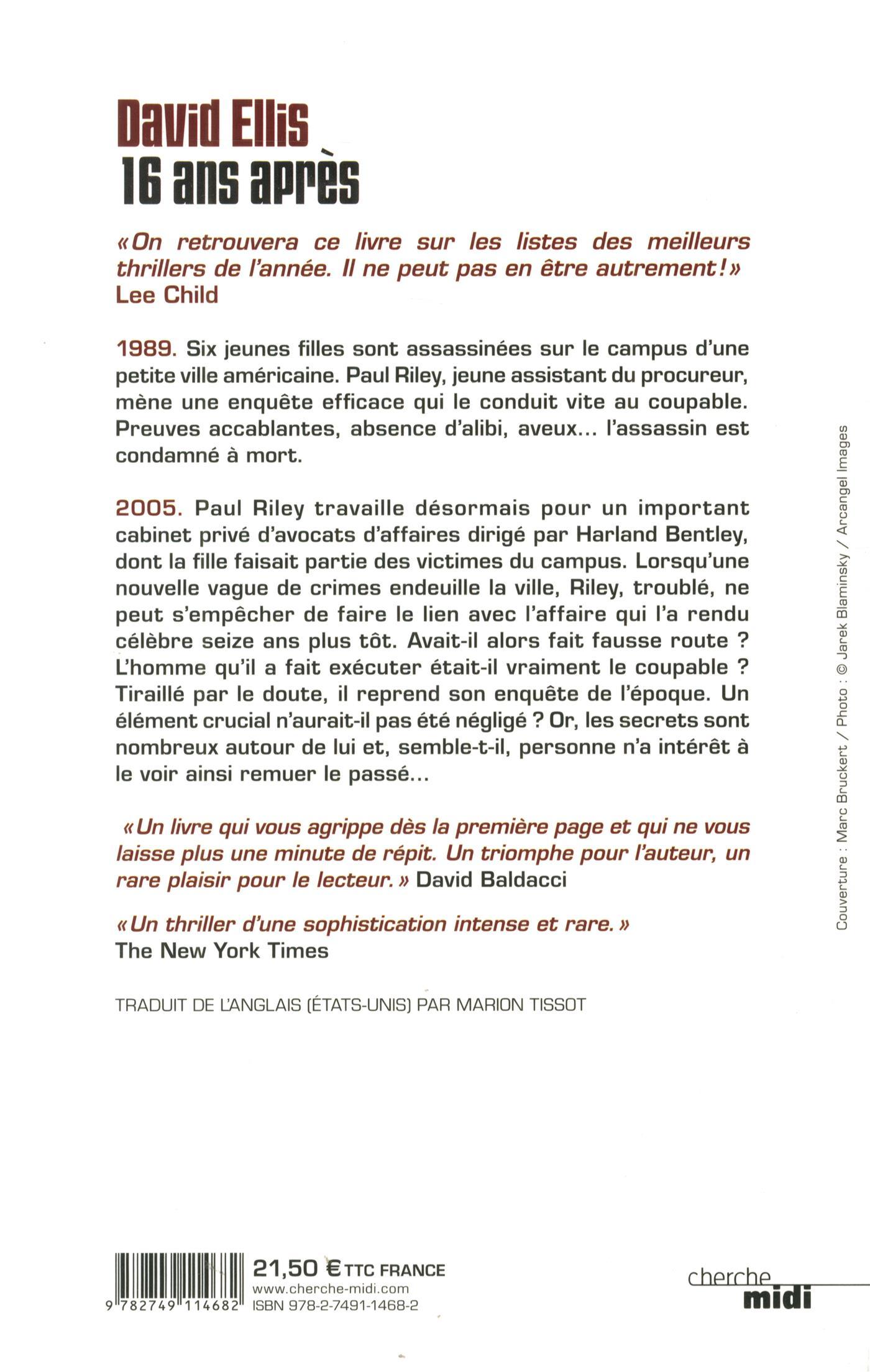 Livre 16 ans apr s messageries adp - Comment trouver un avocat commis d office ...