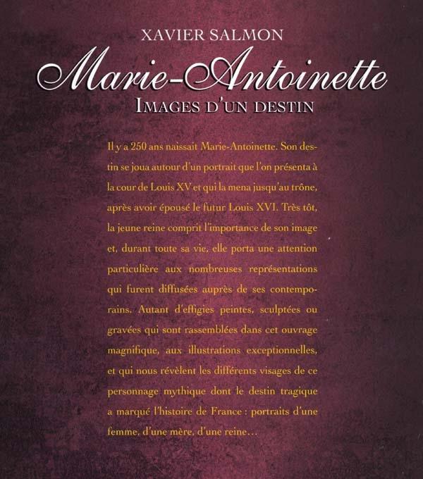 Livre Marie-Antoinette -Images D un Destin  r    Messageries ADP 3b2de1ee9ee