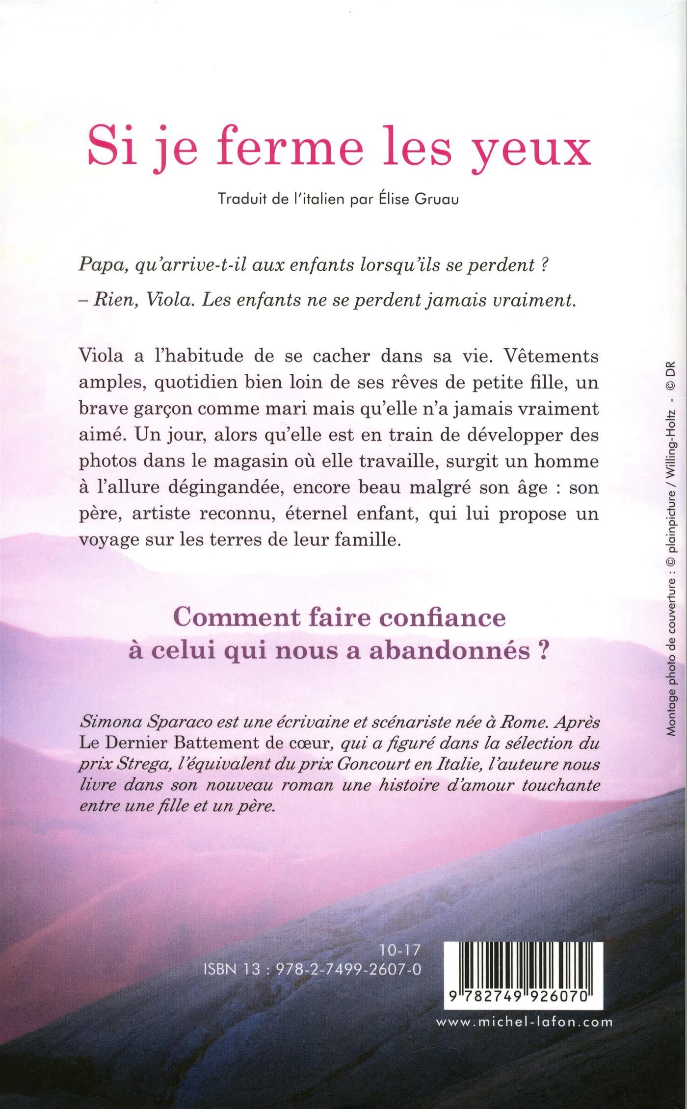 Livre Numerique Epub Si Je Ferme Les Yeux Messageries Adp