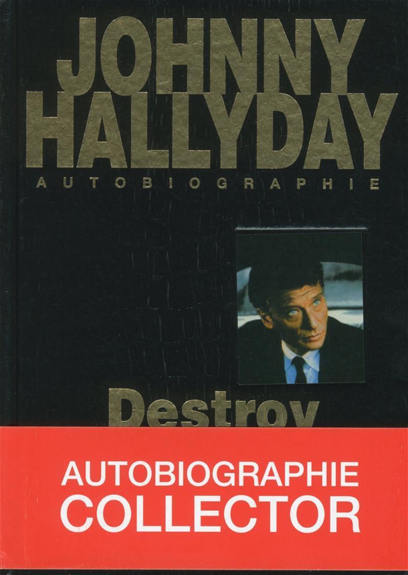 Livre DESTROY   Messageries ADP 4a963dce30b