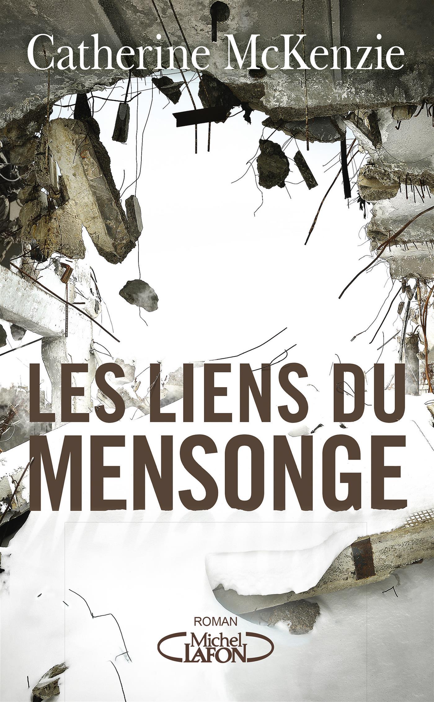 Livre Les Liens Du Mensonge Messageries Adp