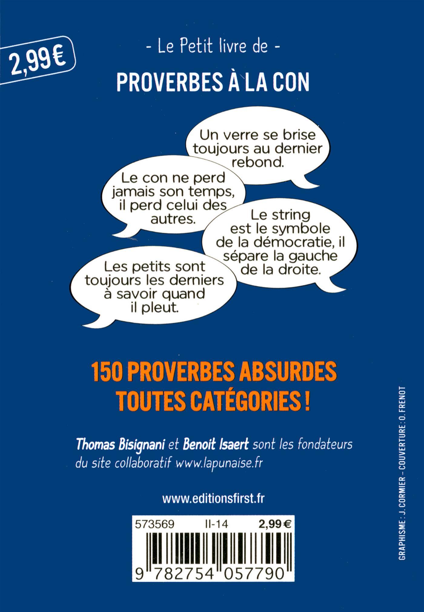 livre proverbes 224 la con messageries adp