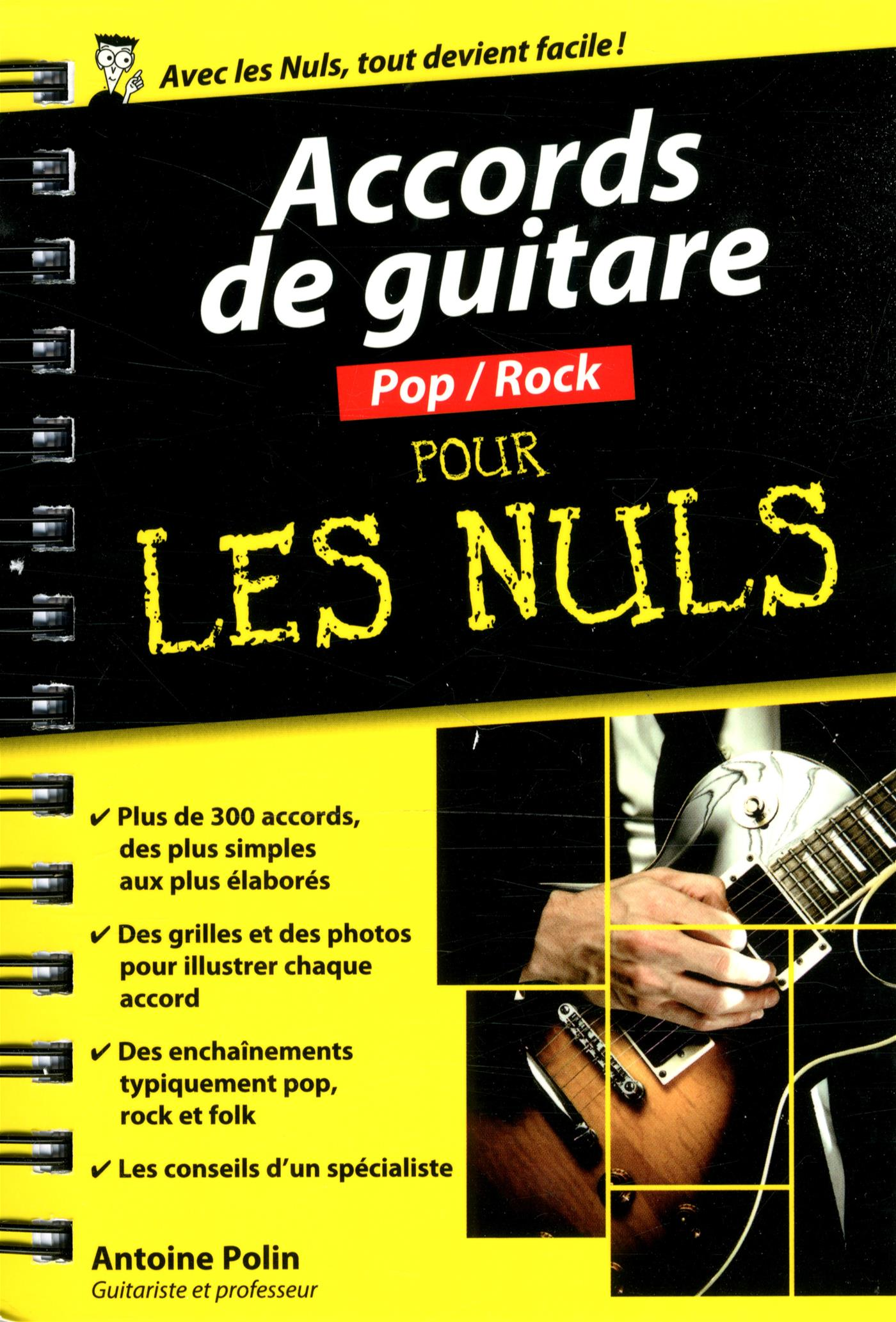 livre accords de guitare pop rock pour les nuls messageries adp. Black Bedroom Furniture Sets. Home Design Ideas